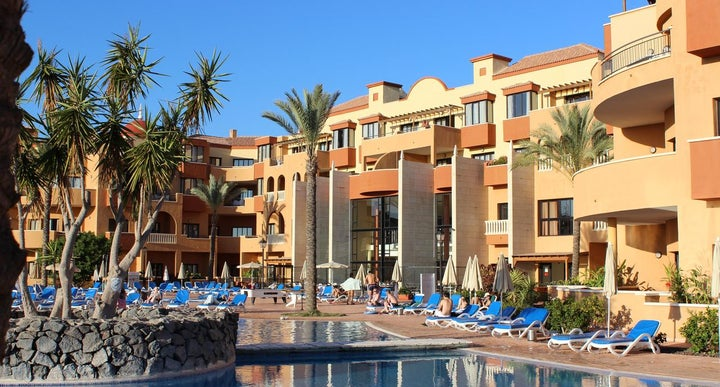 Grand Muthu Golf Hotel Tenerife