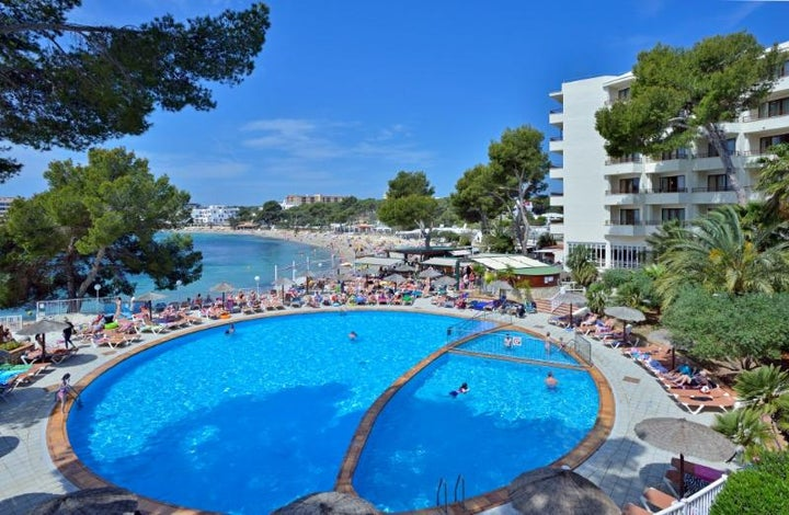 Alua Hotel Miami Ibiza (ex Intertur) in Es Cana, Ibiza, Balearic Islands