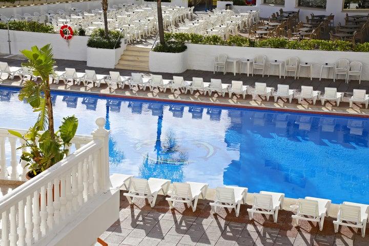 Marconfort Griego Hotel in Torremolinos, Costa del Sol, Spain