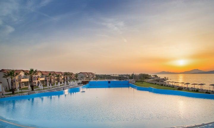 Labranda Marine Aquapark Resort in Tigaki, Kos, Greek Islands