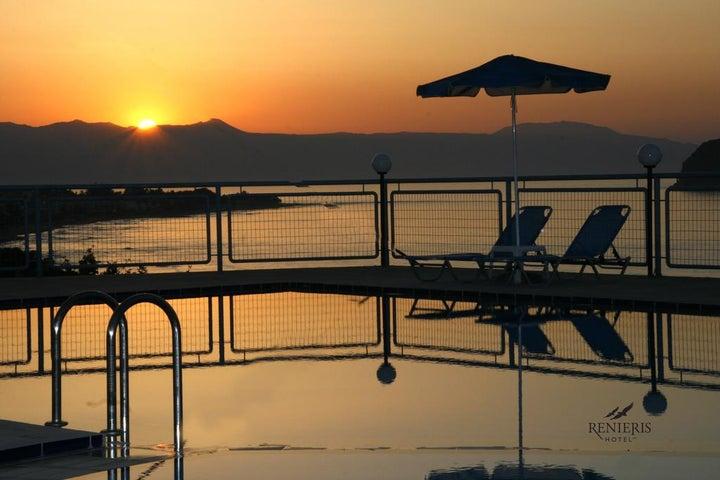 Renieris Hotel in Stalos, Crete, Greek Islands