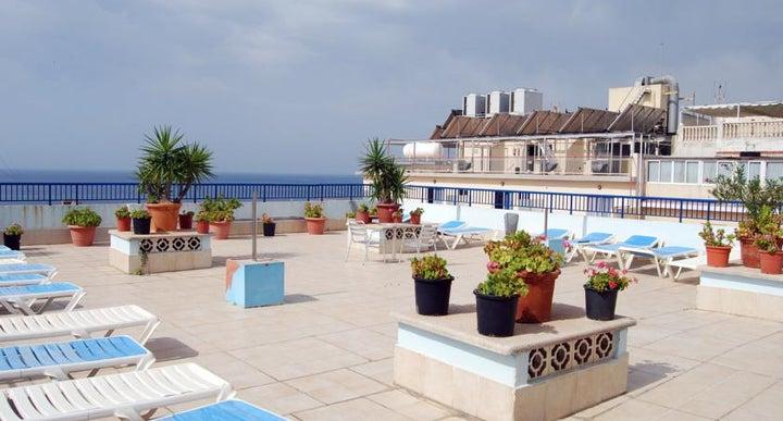 Voramar hotel benidorm in benidorm spain holidays - Swimming pool repairs costa blanca ...