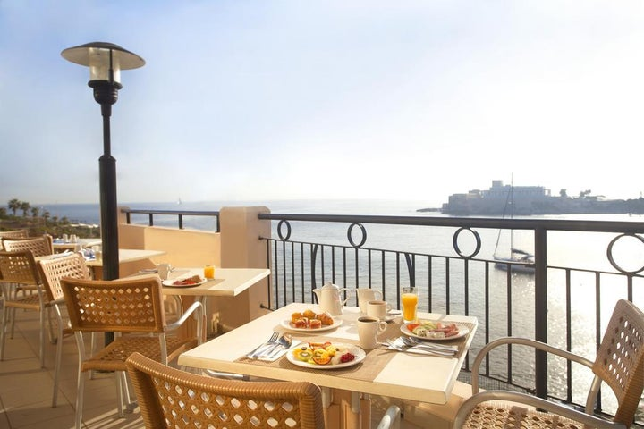 Marina Hotel Corinthia Beach Resort Image 33