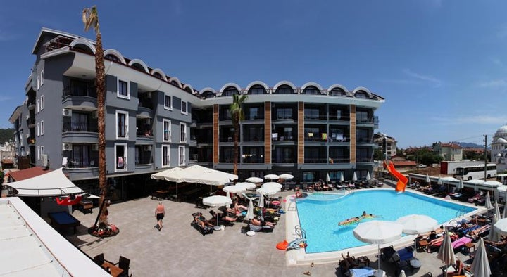 Club Viva Hotel in Marmaris, Dalaman, Turkey