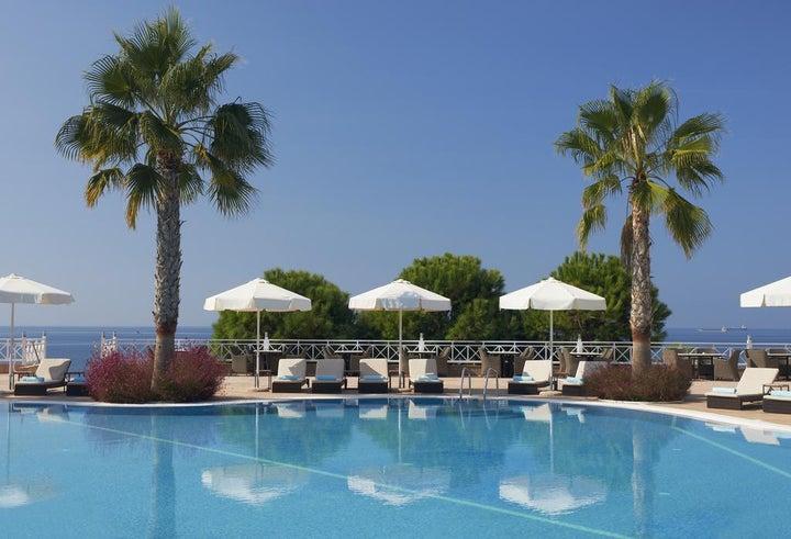 Pomegranate Wellness Spa Hotel in Nea Potidea, Halkidiki, Greece