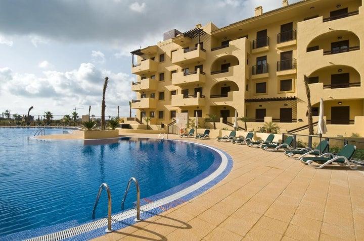 Senator Mar Menor Golf & Spa Resort in Los Alcazares, Murcia, Spain