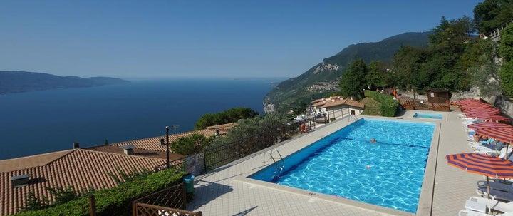 La Rotonda Hotel , Lake Garda, Italy