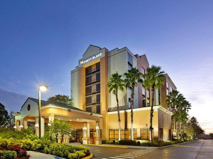 Hyatt Place Orlando Convention CNTR Image 56