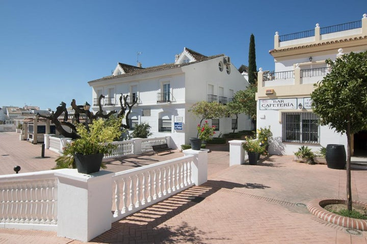 La Fonda Apartments in Benalmadena, Costa del Sol, Spain