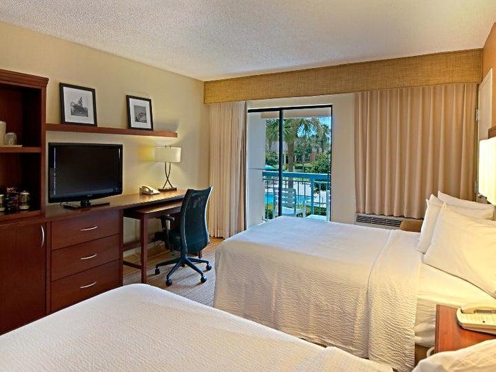 Courtyard Orlando Lake Buena Vista At Vista Centre in Lake Buena Vista, Florida, USA