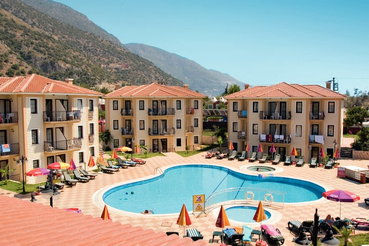 Marcan Beach Hotel Image 0