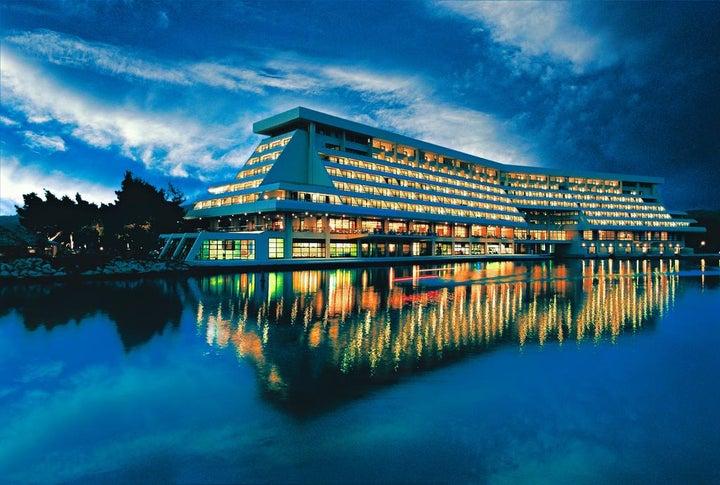 Porto Carras Meliton Hotel in Neos Marmaras, Halkidiki, Greece