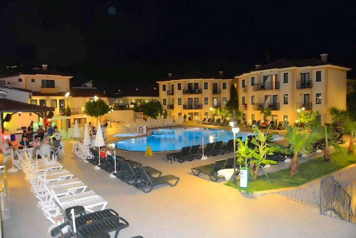 Marcan Beach Hotel Image 3