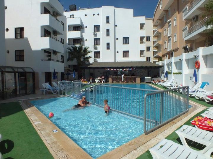 Tuntas Suites Altınkum in Didim, Aegean Coast, Turkey