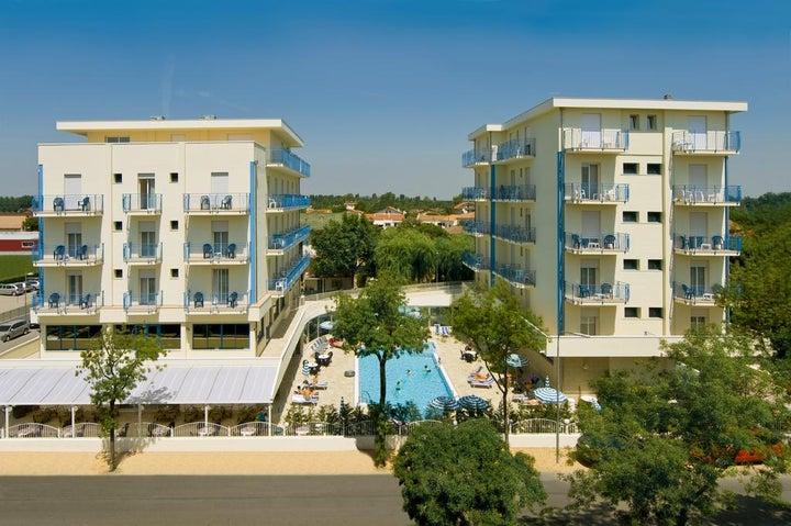 Miami Hotel Jesolo in Lido di Jesolo, Venetian Riviera, Italy