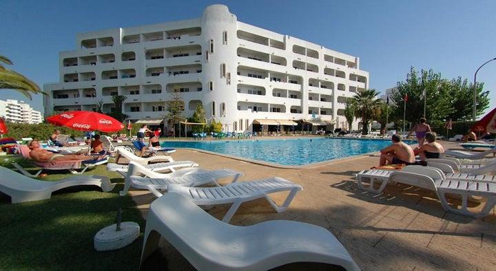 Silchoro Apartments in Albufeira, Algarve, Portugal