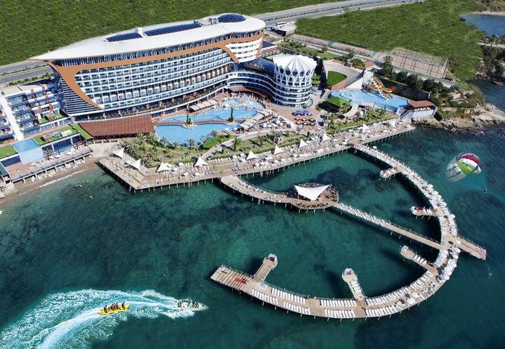 Granada Luxury Resort Spa Hotel in Alanya, Antalya, Turkey