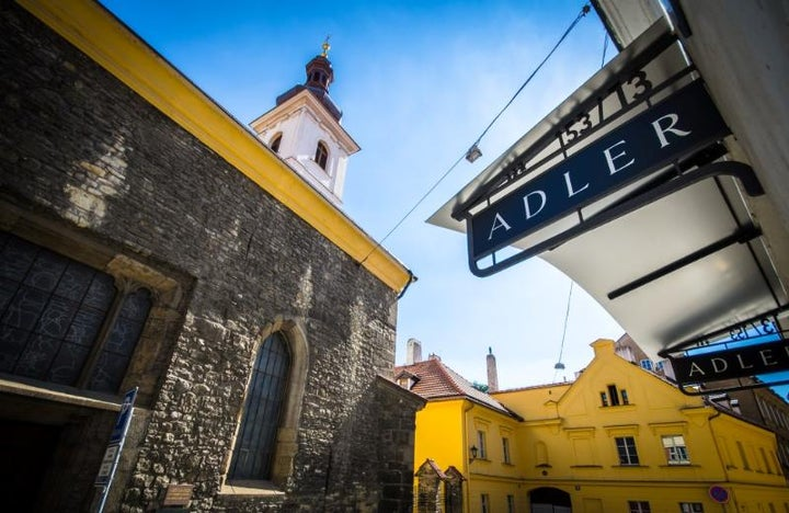 Hotel Adler in Prague, Czech Republic