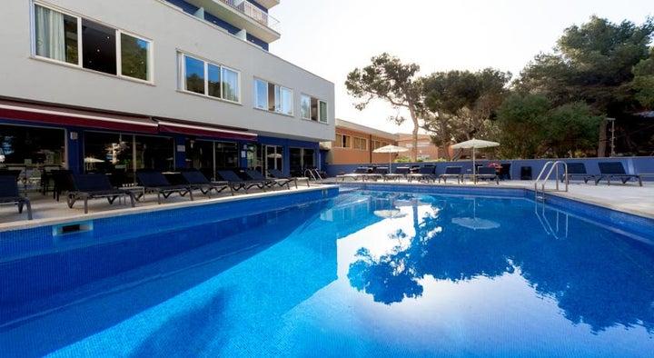 Torre Azul & Spa in El Arenal, Majorca, Balearic Islands