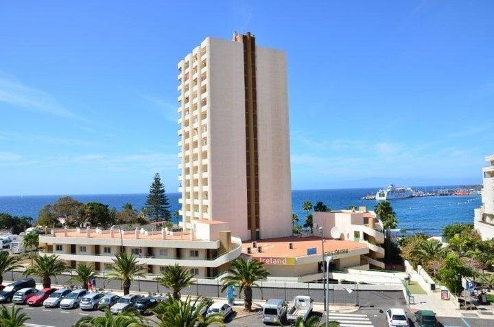 Apartments Costamar in Los Cristianos, Tenerife, Canary Islands