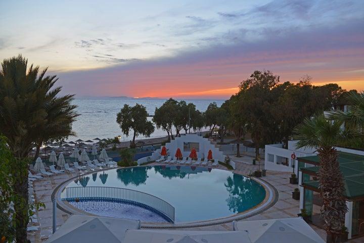 Yelken Mandalinci Spa And Welness in Turgutreis, Aegean Coast, Turkey