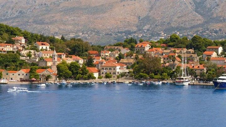 Supetar Hotel in Cavtat, Dubrovnik Riviera, Croatia