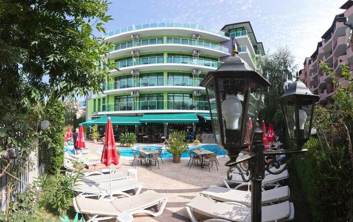 LB Hotel in Sunny Beach, Bulgaria