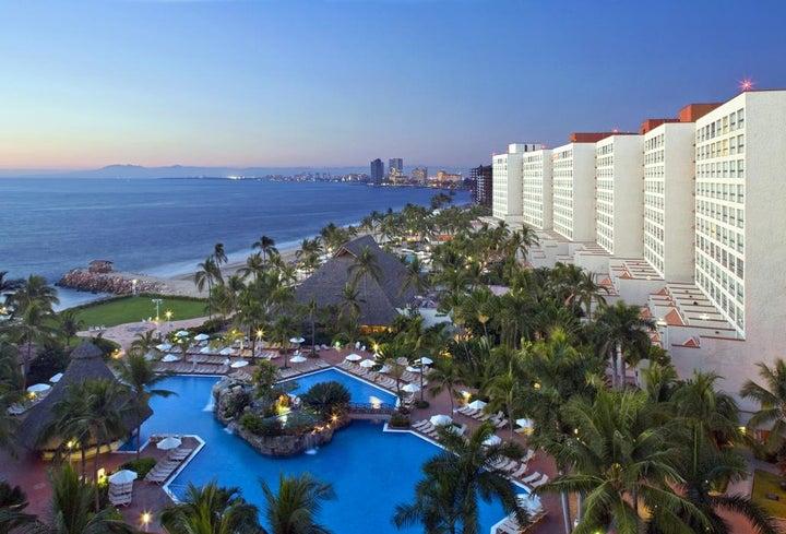 Sheraton Buganvilias Resort & Convention Center in Puerto Vallarta, Mexico