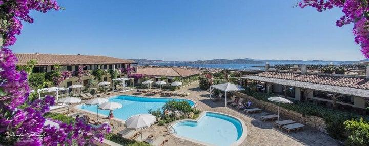 Hotel Club Palau in Palau, Sardinia, Italy