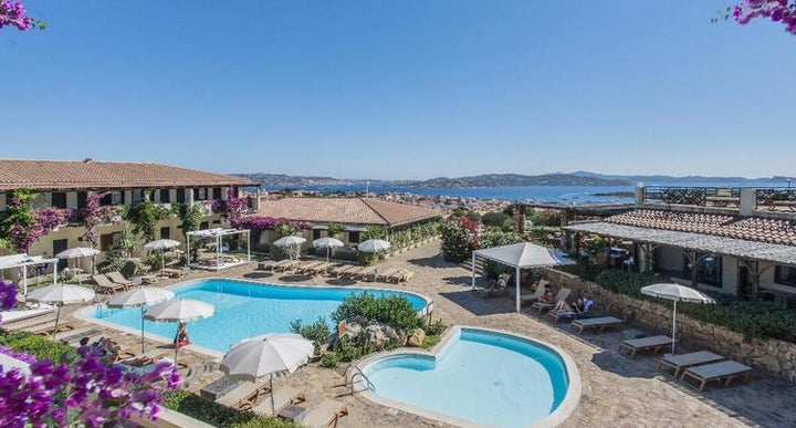 Hotel club palau in palau italy holidays from 372pp for Hotel palau sardegna