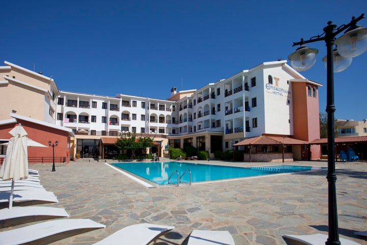 Episkopiana Hotel in Limassol, Cyprus
