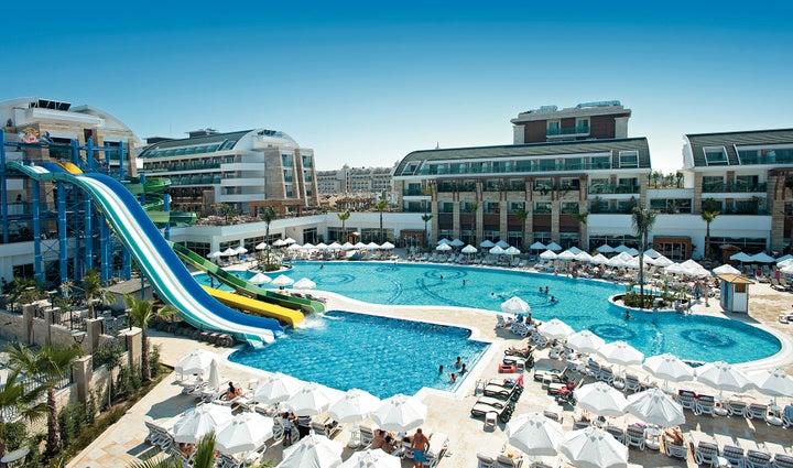 Crystal Waterworld Resort And SPA Image 0
