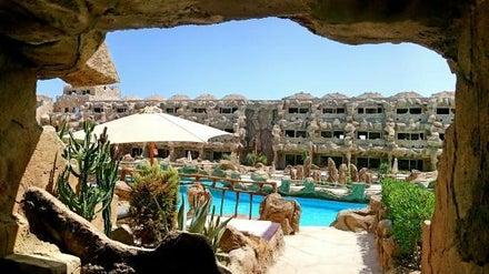 Caves Beach Resort Hurghada Image 38