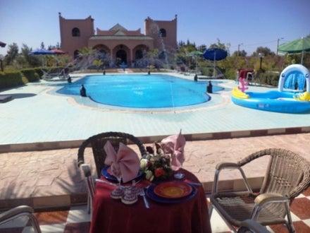 Riad Qodwa in Marrakech, Morocco