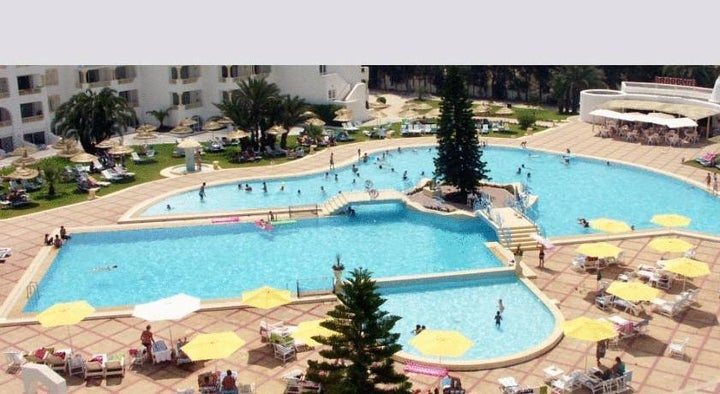 Ramada Liberty Resort in Skanes, Tunisia