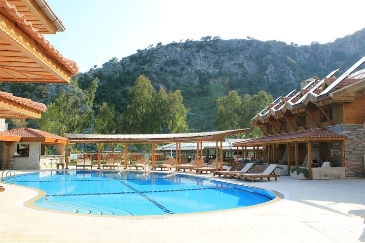BC Spa Hotel in Dalyan, Dalaman, Turkey