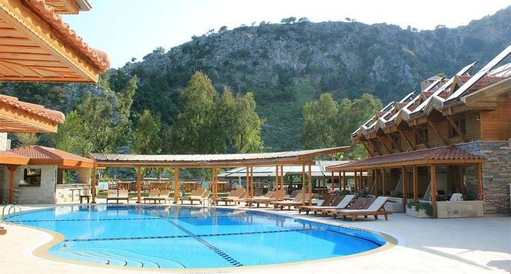 Bc Spa Hotel Dalyan Holidays
