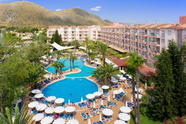 Viva Sunrise Aparthotel in Alcudia, Majorca, Balearic Islands