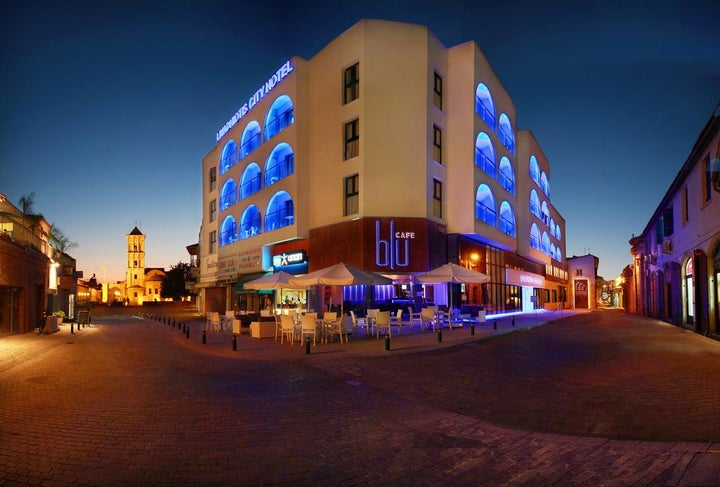 Livadhiotis City Hotel in Larnaca, Cyprus