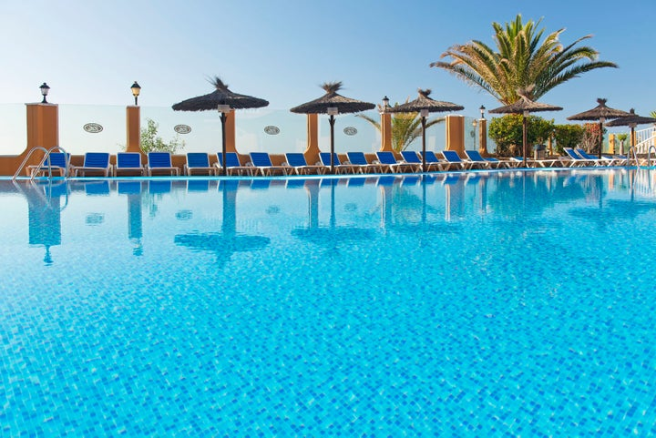Elba Castillo San Jorge & Antigua Suite Hotel in Caleta de Fuste, Fuerteventura, Canary Islands