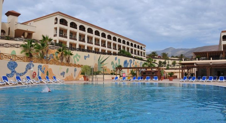 Hotel Jandia Golf in Jandia, Fuerteventura, Canary Islands