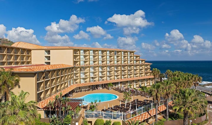 Four Views Oasis Hotel in Canical, Madeira, Portugal