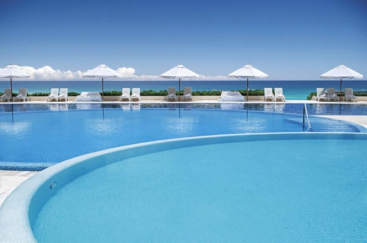 Live Aqua Beach Resort Cancun all Inclusive in Cancun, Mexico