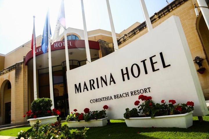 Marina Hotel Corinthia Beach Resort Image 35
