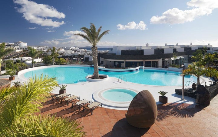 Iberostar La Bocayna Village in Playa Blanca, Lanzarote, Canary Islands