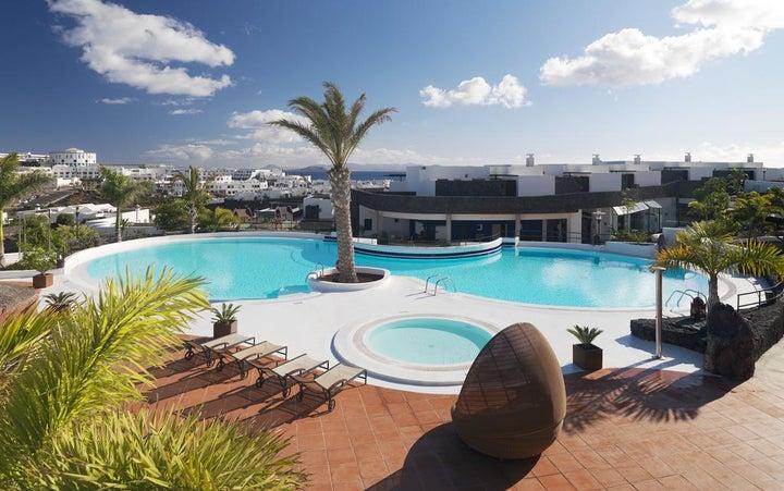 Iberostar La Bocayna Village Bungalows in Playa Blanca, Lanzarote, Canary Islands