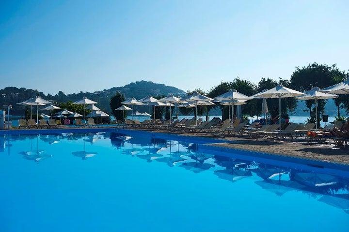Louis Corcyra Gardens in Gouvia, Corfu, Greek Islands