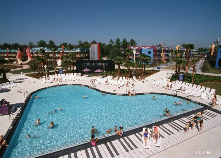 Disney's All Star Music Resort Image 17