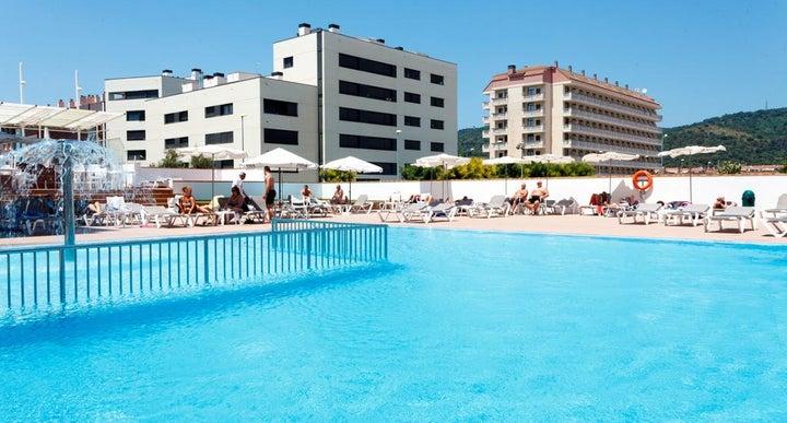 Hotel Sorra D Or Beach Club Malgrat De Mar