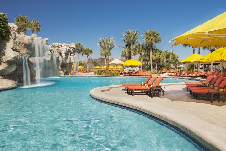 The Villas of Grand Cypress in Orlando, Florida, USA